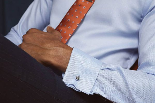 What is a French Cuff on a Man's Shirt?