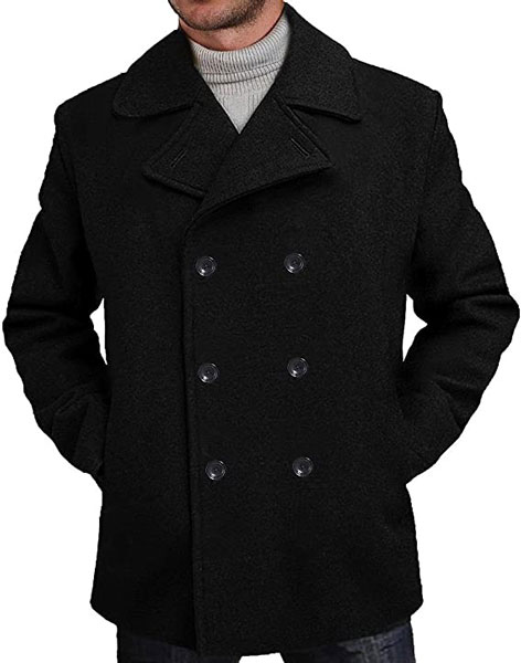 Why do they call it a pea coat?