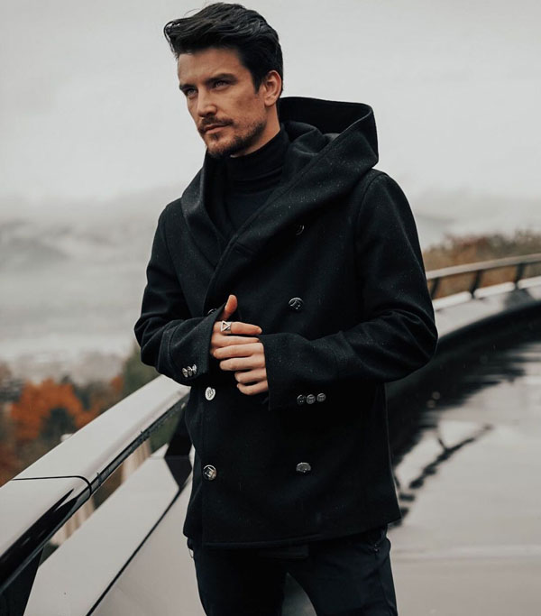 what is a pea coat?