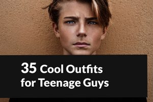 35 Cool Outfits for Teenage Guys in 2021 — Teen Boys Style