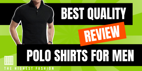 Best quality polo shirts for men