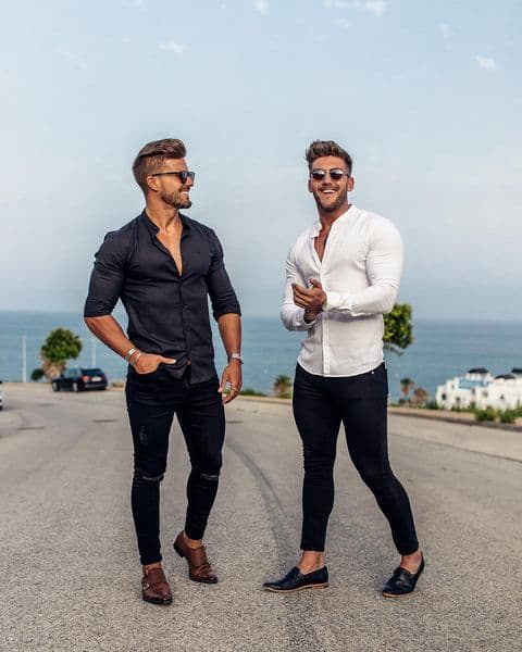 Semi Formal Attire outfit ideas for Teenage Guys
