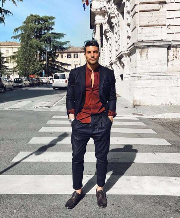 Semi Formal Attire outfits for Teenage Guys