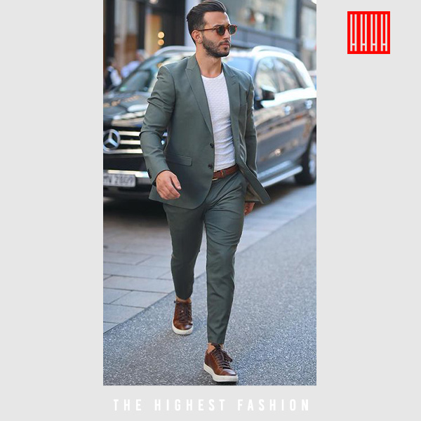 summer fashion for men with blazer outfit